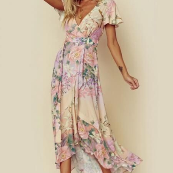Spell & The Gypsy Collective Dresses & Skirts - Spell and the Gypsy Lily Maxi Dress